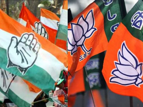 Congress icons verses BJP icons to be battled out during 2019 LS polls