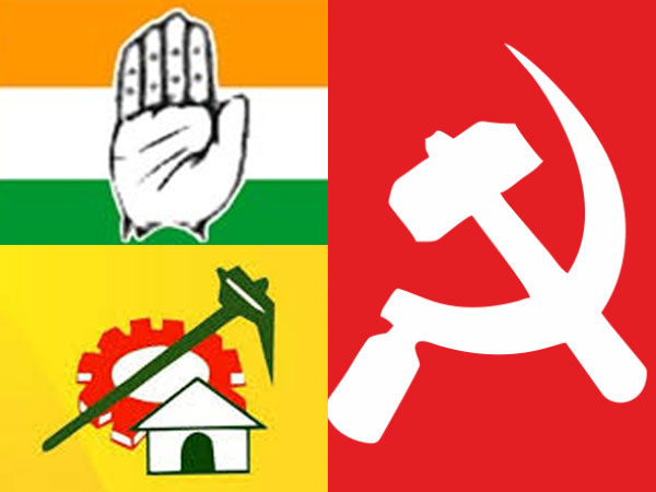 Telangana Mahakutami: Why has the CPI-M stayed away from TDP-Congress