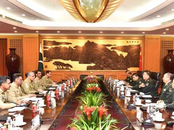 New Pakistan government equally keen to work with China; CPEC a non issue