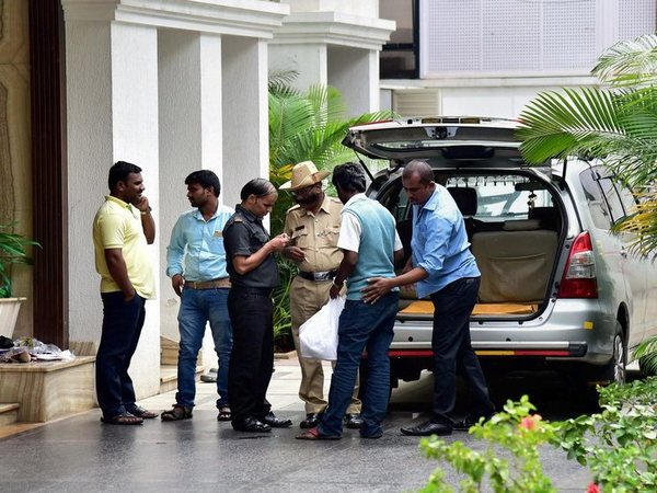 I-T raids in Bengaluru