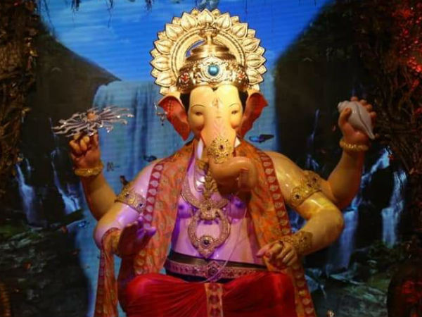 Darshan timings for Lalbaugcha Raja: