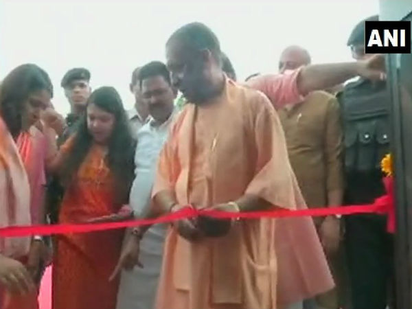 UP: Yogi Adityanath inaugurates Alaknanda-Kashi luxury cruise