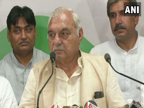 Gurugram land grab case: Theres no scam, its being done due to political malice, says BS Hooda