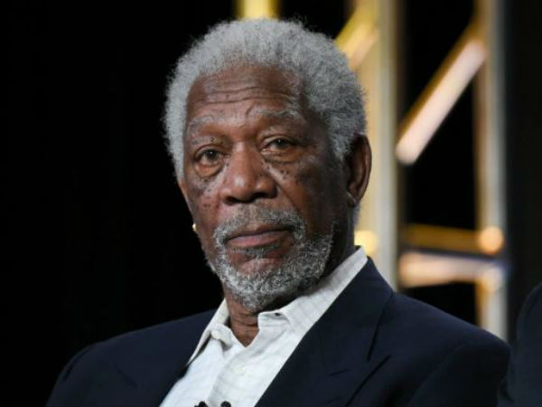 File photo of Morgan Freeman