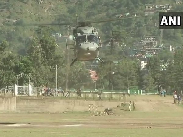 Indian Air Force deploys more choppers