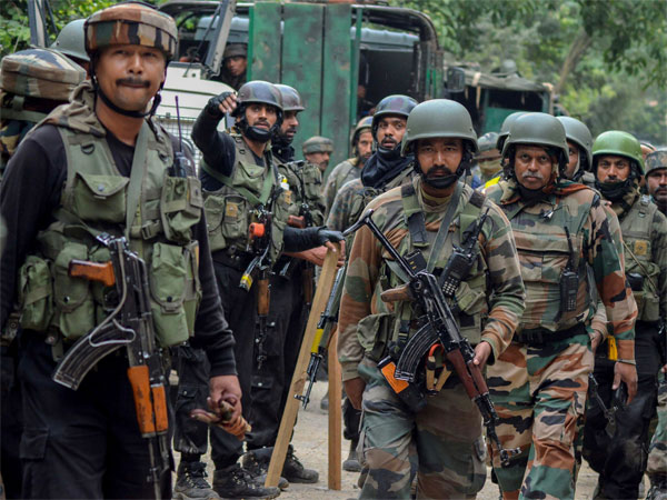 Congress allegation on reduction of strength of defence forces wrong: Government