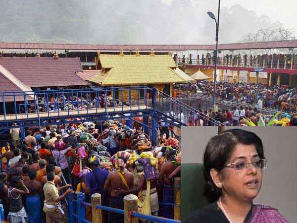 When the lone woman judge dissented with her 4 male colleagues in Sabarimala verdict