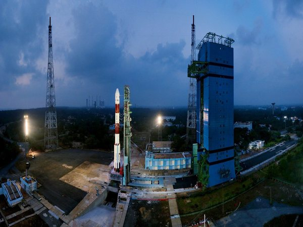 Satish Dhawan Space Centre in Sriharikota