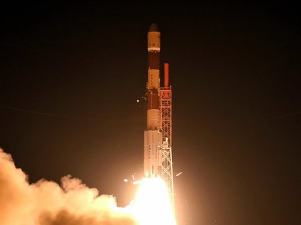 File photo of Polar Satellite Launch Vehicle (PSLV-C41)