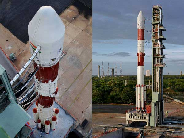 ISRO gears up for satellite launch
