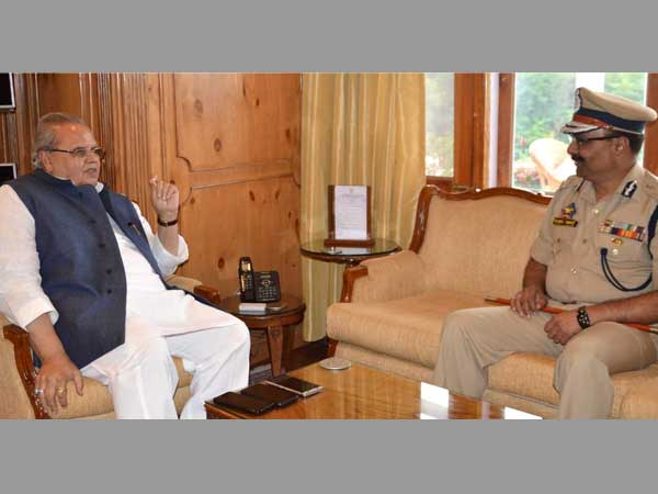 On DGP's appointment, J&K govt seeks modification to SC order