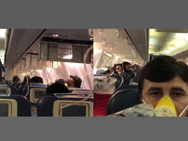 Jet airways passengers suffer nose bleed: Why maintaining cabin pressure is important
