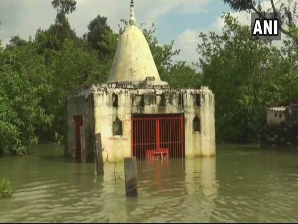 Parts of Kanpur region inundated