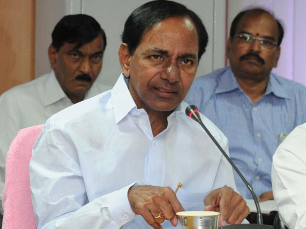 KCR lucky number 6