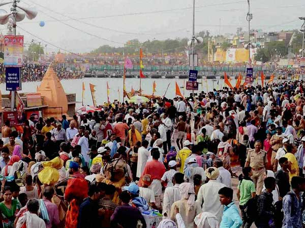 Satellite head count for Kumbh Mela visitors by Google and premier technology institutions
