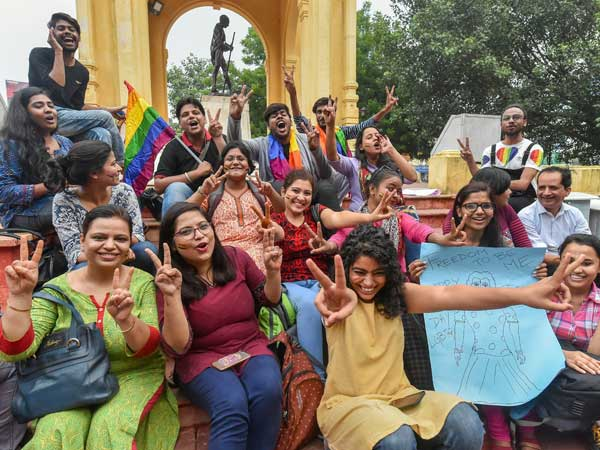 Does striking down of Sec 377 pave the way for same sex marriage? Not yet