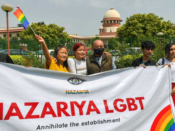 Sec 377 down: Heralding a new India from darkness to light