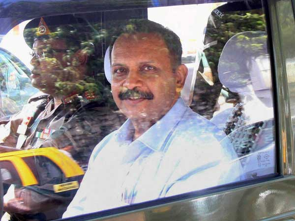 File picture of Lt. Col. Shrikant Prasad Purohit. PTI file photo