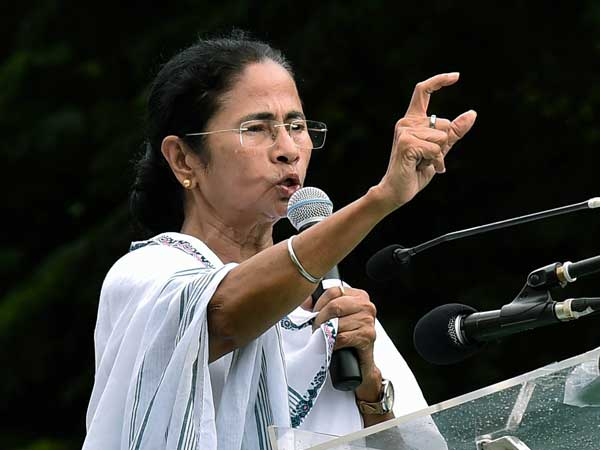 On cancellation of Chicago trip Mamata smells a deep-rooted conspiracy