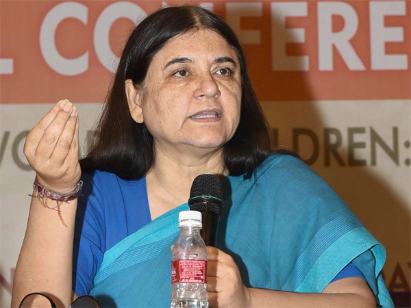 Maneka Gandhi backs #MeToo Movement, hopes it doesnt go out of control