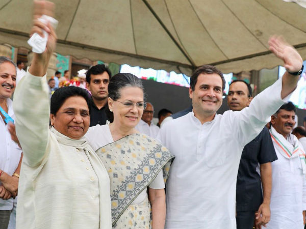 With an eye on UP, BSP and the Congress to join hands in MP and Chhattisgarh
