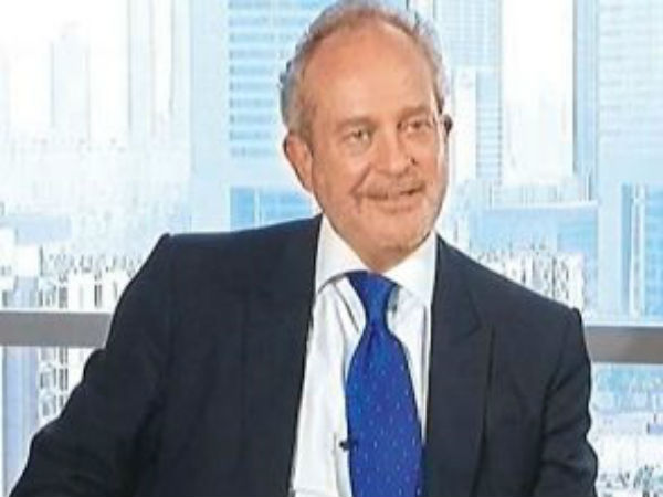 AgustaWestland scam middleman Christian Michel (Image credit - Youtube screengrab)