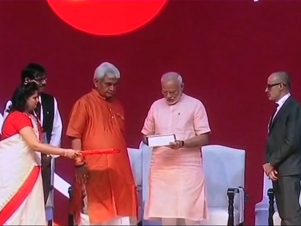PM Modi launches IPPB service