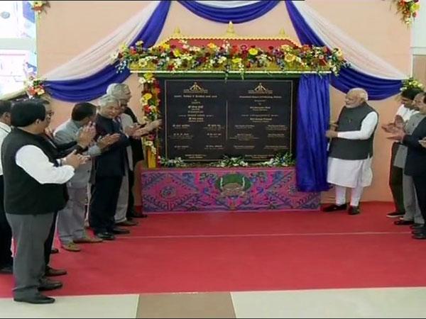 PM Modi inaugurates Sikkim's 1st and 100th airport in India