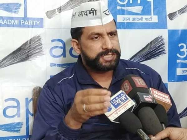 Views not articulated properly by Jaihind says AAP