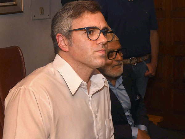 Article 35A: Defer hearing in SC until new J&K government is formed says Omar Abdullah