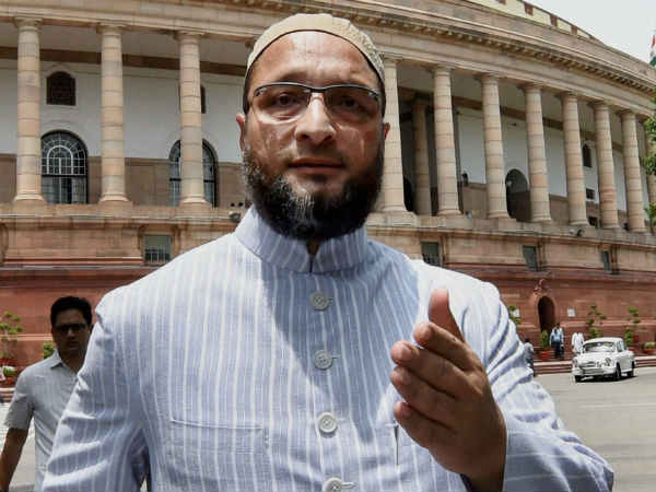 Triple Talaq Ordinance is anti-Muslim, Asaduddin Owaisi