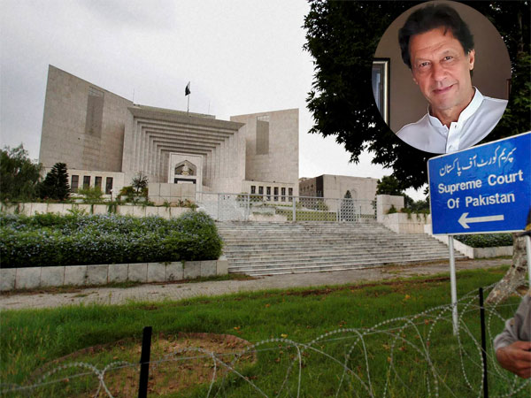 Pakistan Supreme Court to hear petition seeking PM Imran Khan's disqualification