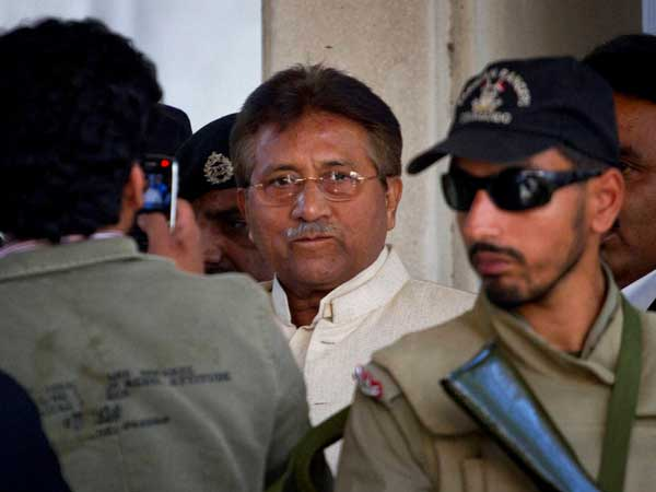 Musharraf seeks return of Rs 2 million surety, knocks on doors of SC