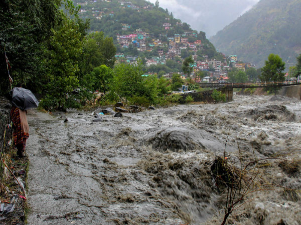 Rains pound north India: 8 killed in J&K, 44 missing in Himachal Pradesh and red alert in Punjab
