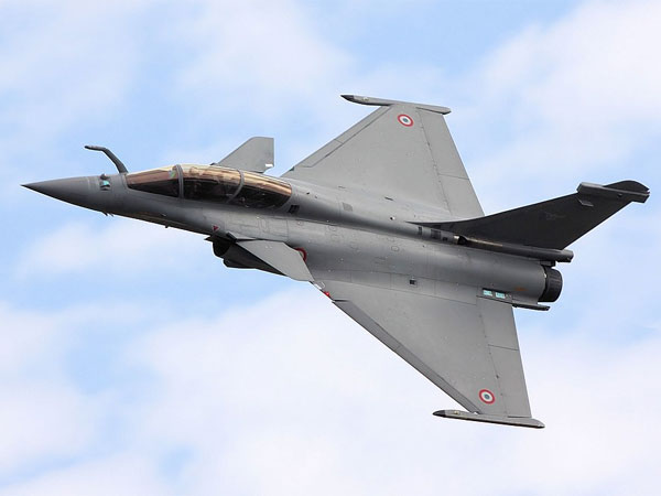 Six member IAF team heads for France for Rafale training