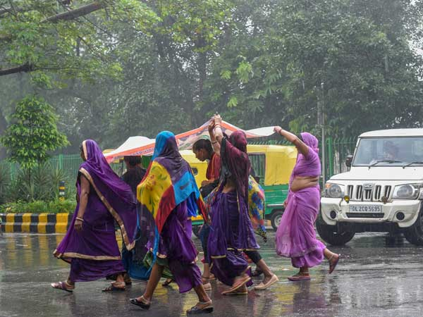 Weather forecast for Sep 6: Delhi may see light to moderate rains