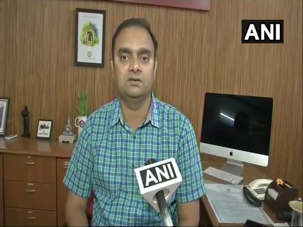 Jehanabad DM Alok Ranjan Ghosh (Image courtesy - ANI/Twitter)