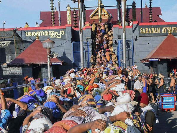 Why are menstruating women not allowed in Sabarimala Temple? Centuries old beliefs and customs