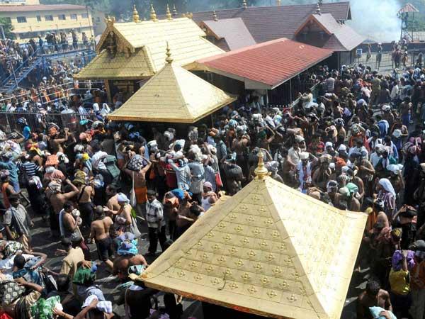SC throws open doors of Sabarimala Temple to women