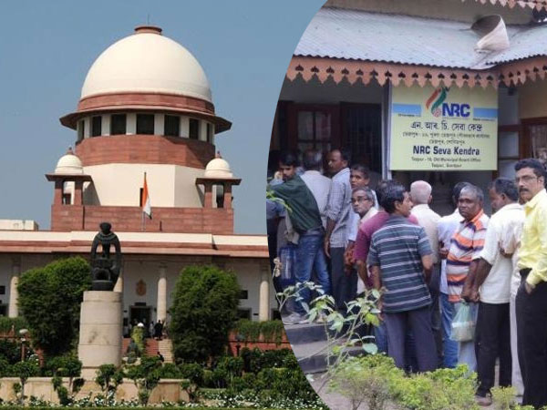 NRC: How safe is public interest? Safe with Union Govt, but safer with us says SC