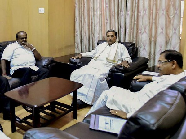 Siddaramaiah shows he is the boss, has his way