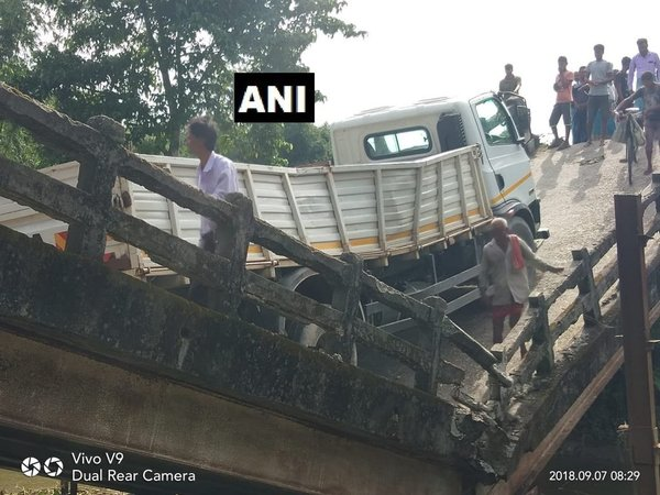 This comes two days after part of Majerhat bridge collapsed in Kolkata