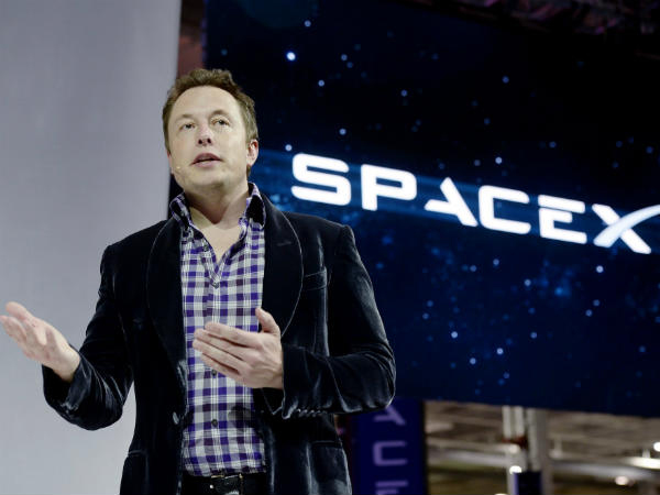 Elon Musk had said two humans take that trip at some point in 2018