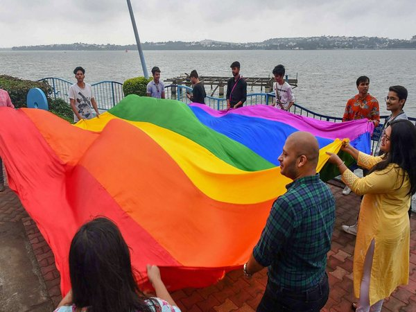 LGBT community wants the next fight to be for the adoption right