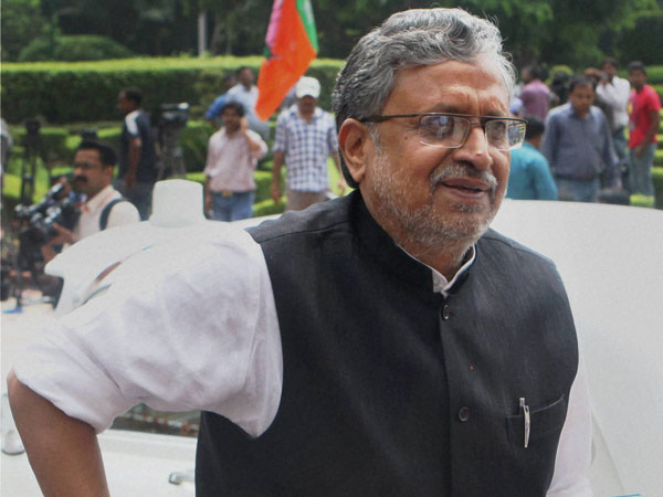 Dont indulge in crime during Pitru Paksha, says Sushil Modi; draws flak