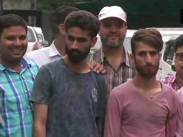 Two ISIS terrorists arrested, were using Delhi as transit point