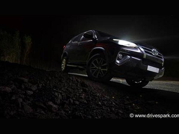 Toyota Fortuner - India's Favourite Premium SUV