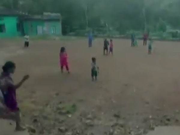 In this Meghalaya village, people communicate not through words but...