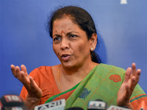 We attacked Balakot as Pakistan didnt destroy JeM camps, says Sitharaman