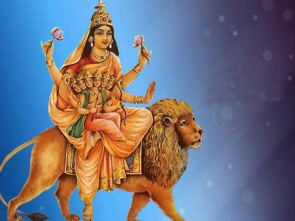 When is Navaratri 2018 celebrated?